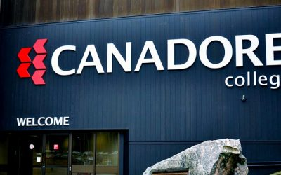 Welcome Canadore College our first Bee City Campus