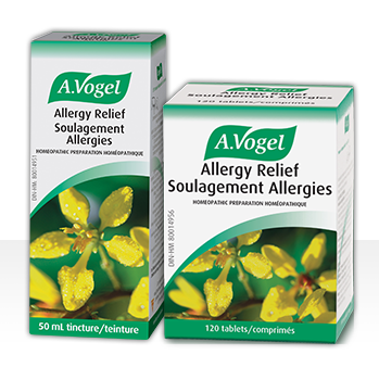 A. Vogel Allergy Relief