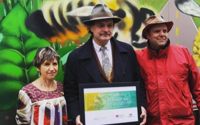 West Queen West Becomes First Bee City Business in Canada