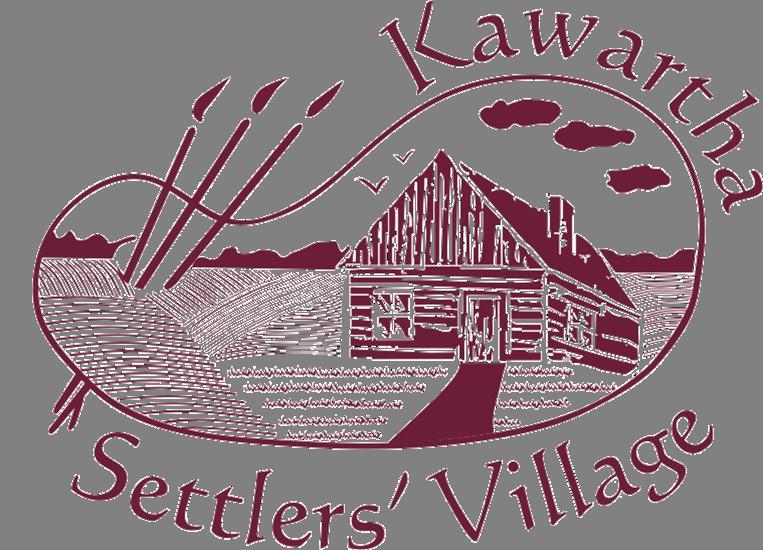 Kawartha Settlers' Village Logo