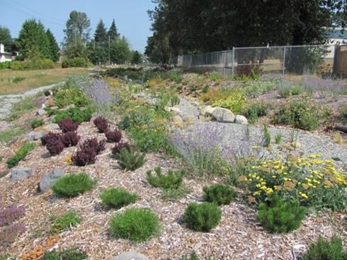 Delta Pollinator Garden