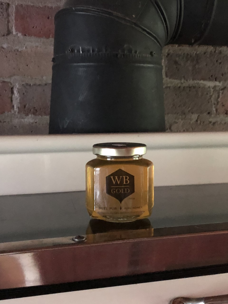 WB Gold Honey