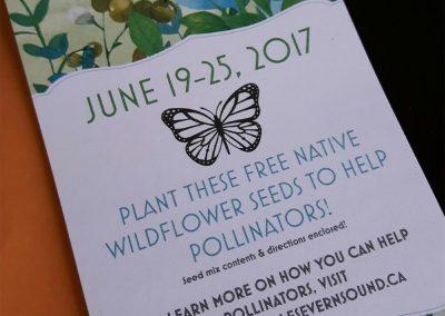 Pollinator Week 2017 brochure
